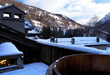 Last minute booking italian alps sestriere chalet family hotel