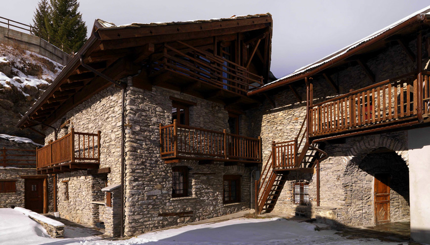 Last minute Chalet booking italian alps sestriere